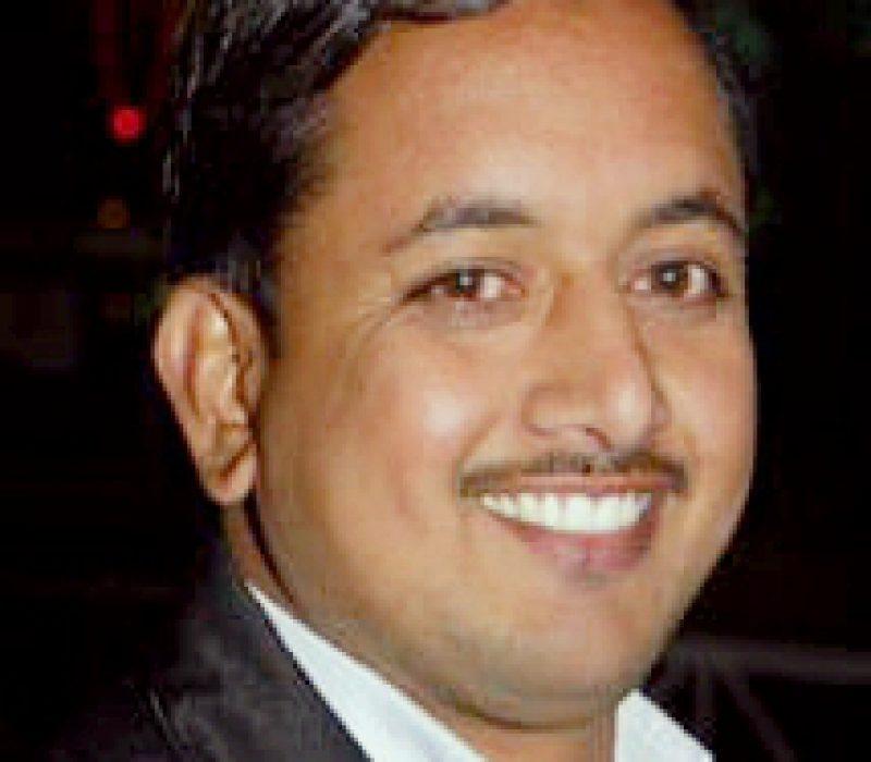 Advocate Hemant Joshi